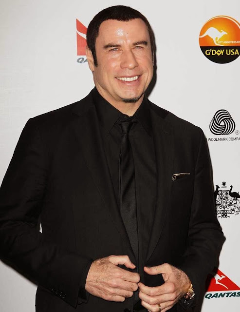John Travolta profile