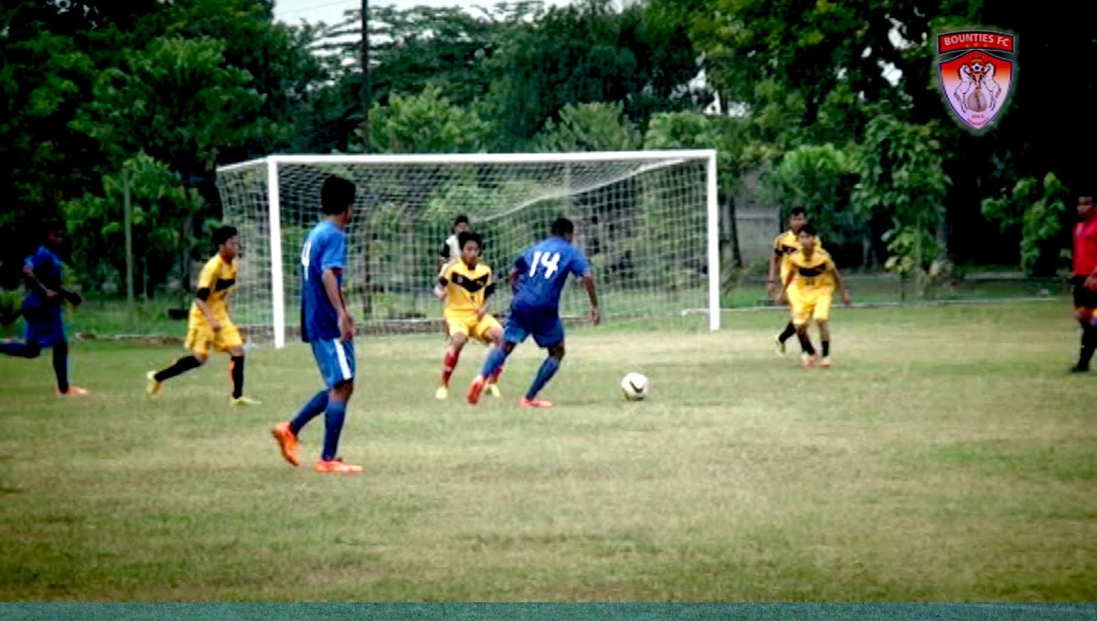 Pertandingan Sepak Bola Bounties FC Di Bogor ~ BOUNTIES FC