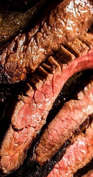 Easy Seared Flank Steak