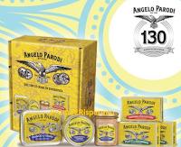 Logo Angelo Parodi: vinci gratis una selezione dei suoi prodotti