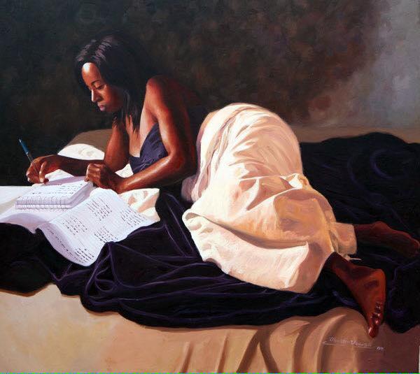 Oresegun Olumide's work