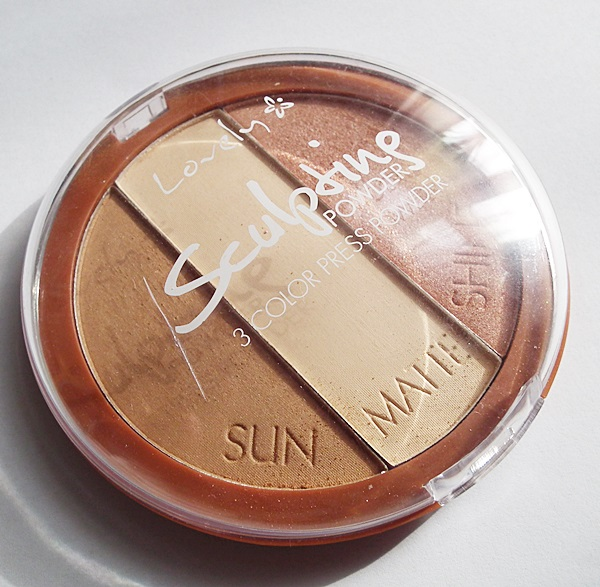 makeup, Lovely, Sculpting powder, sun, matte, shine, rossman 1+1, wibo, set do konturowania twarzy, tanie a dobre