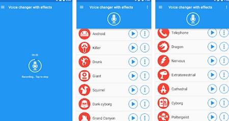 aplikasi jahil dengan suara