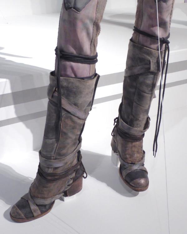 Star Trek Beyond Jaylah costume boots