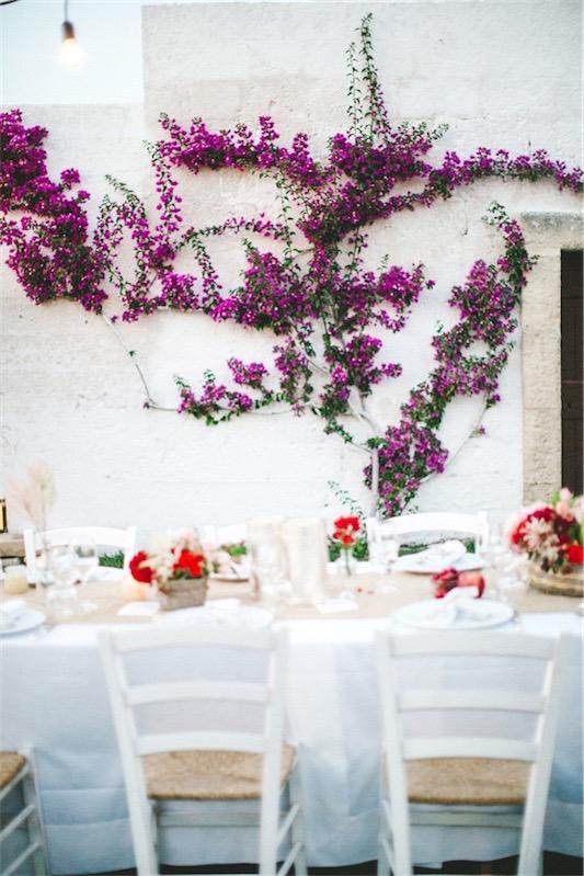 Boda sencilla en una vieja Masseria de la Puglia chicanddeco