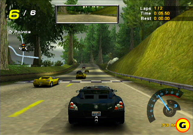 NEED FOR SPEED 6 - HOT PURSUIT 2 FULL VERSION PC GAME FREE ...