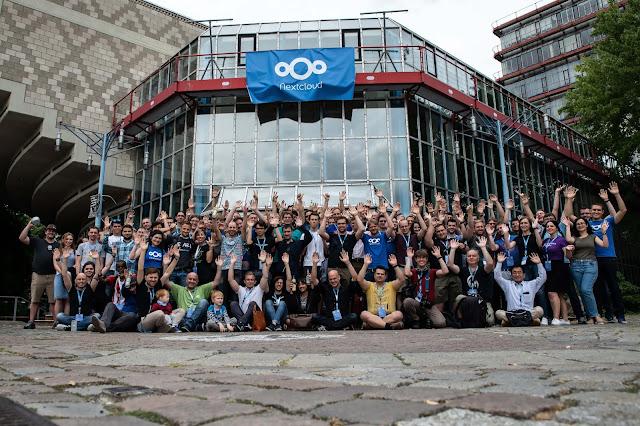 Συνέδριο Nextcloud 2018