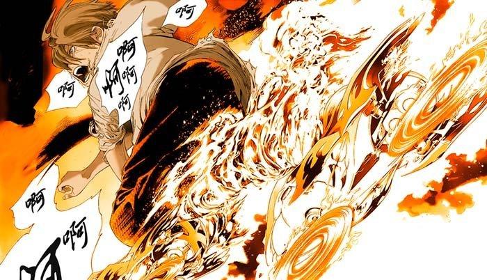 Flame Regalia