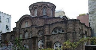 Myrelaion Kilisesi (Bodrum Cami) Hakkında Bilgi