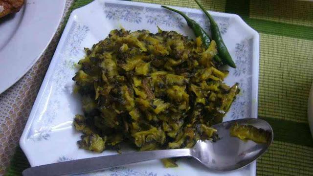 খেতে মুচমুচে স্বাদে দারুণ 'ইলিশ করলা ভাজা'