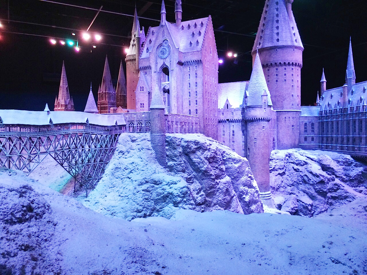 Review of the Harry Potter Studio Tour at the WB Studios by lifestyle blogger FashionFake