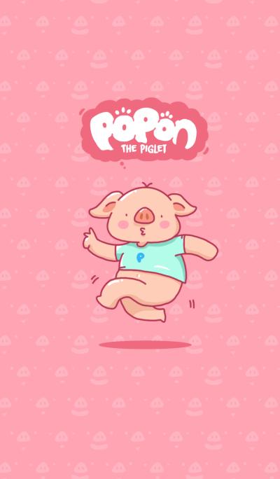 Popon The Piglet