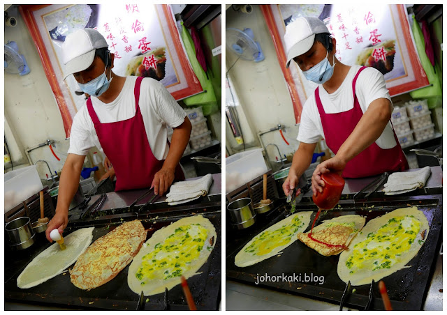 Taiwan-Must-Try-Street-Food-Minglun-Egg-Pancake-明倫蛋餅
