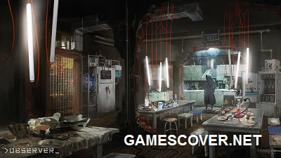 Observer Gameplay