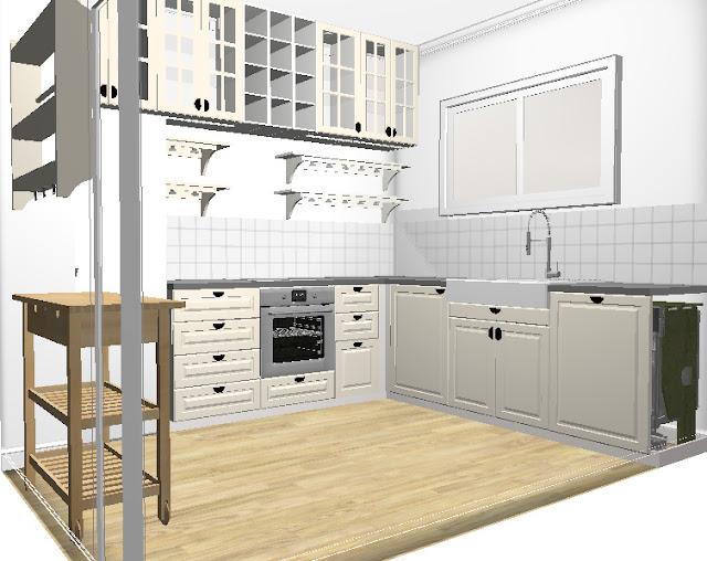 Enjoy Your Home Kuchnia w stylu Enjoy Your Home -> Kuchnia Ikea Planer