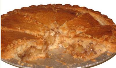 Torta de maçã, receita fácil