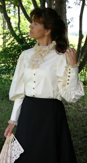 dc2b7ff2ca2c8f DevilInspired Gothic Victorian Dresses  Women s Blouses in the ...
