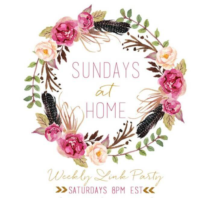 Sundays at Home Week 206