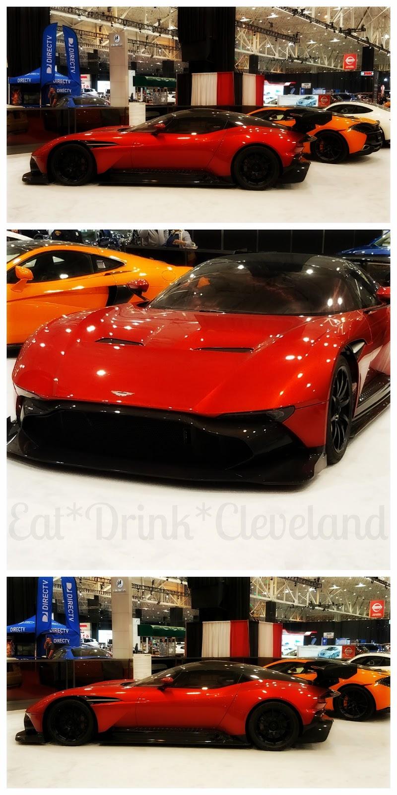 EatDrinkCleveland Cleveland Auto Show - Cleveland car show