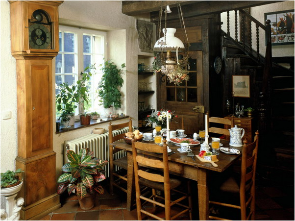 Country Dining Room Decorating Ideas: Key Interiors By Shinay: Country Dining Room Design Ideas