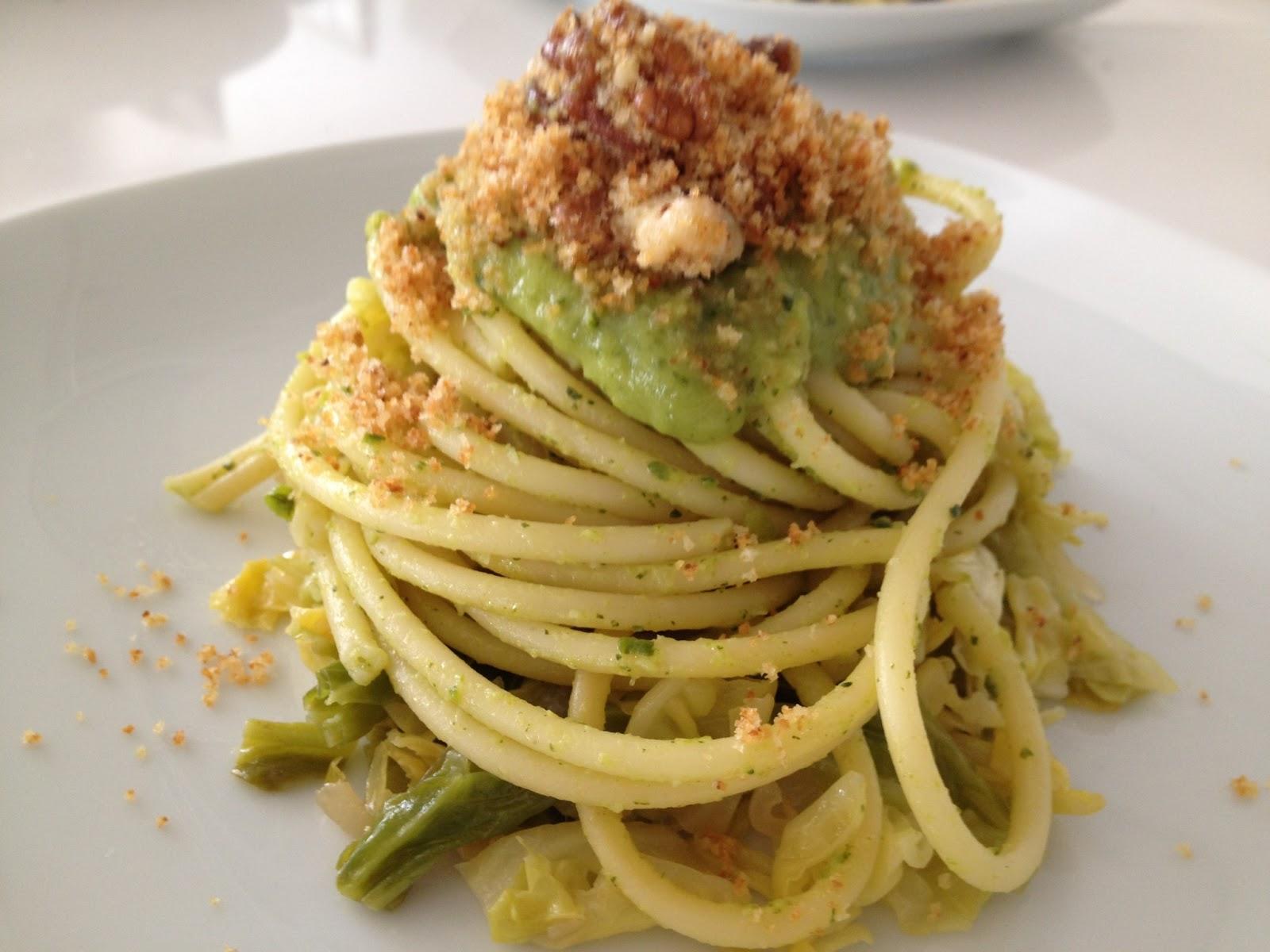 Tacco 12 in cucina spaghettoni alla crema di zucchine for Ricette primi piatti