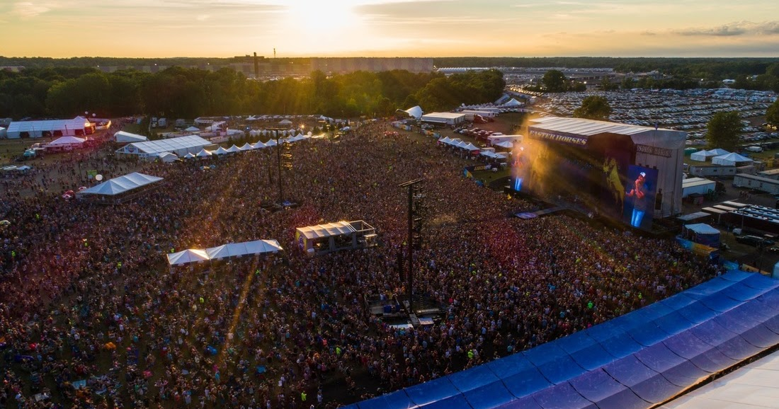Country Routes News Faster Horses Festival S Monumental