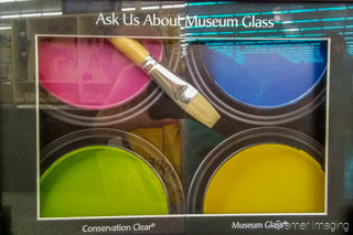 Regular Vs. Acrylic Glass, What to Use With Your Fine Art