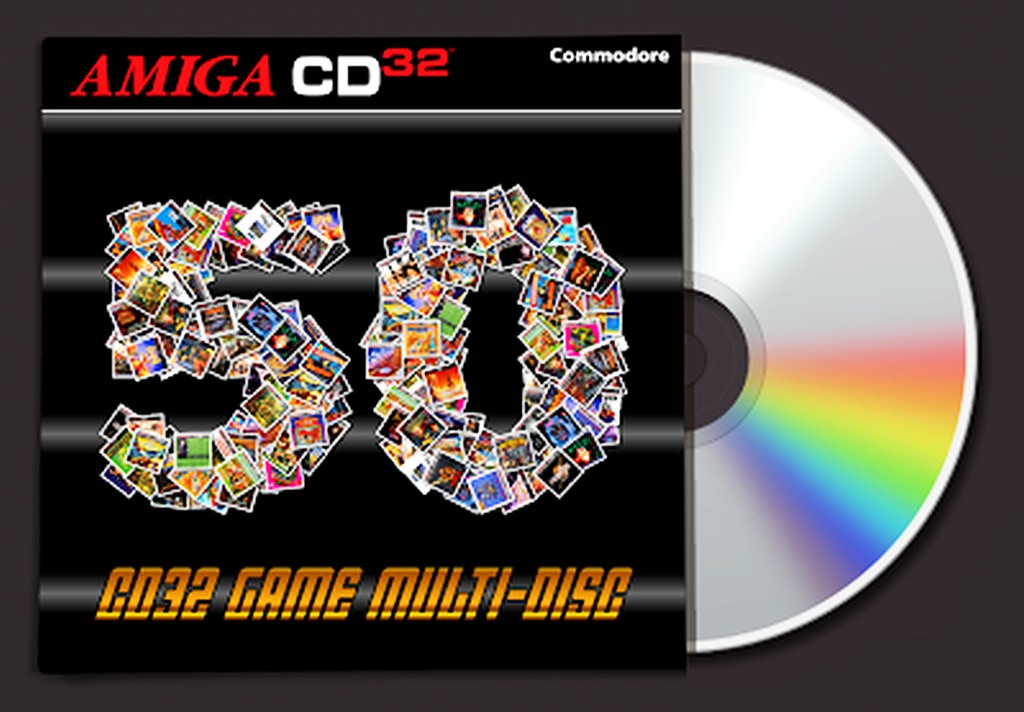 indie retro news unofficial cd32 release 50 cd32 game multi disc