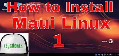 Maui Linux 1 LTS (Netrunner 18)