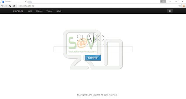 Searchz.online (Hijacker)