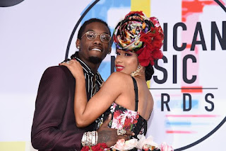 Cardi B & Offset Reunite On A Jet Ski