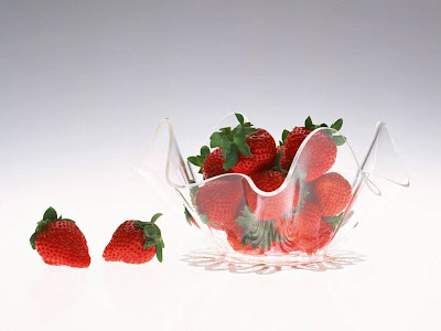 Delicious Strawberry Normal Resolution HD Wallpaper 5