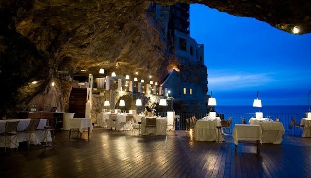 Restaurantes em Bari