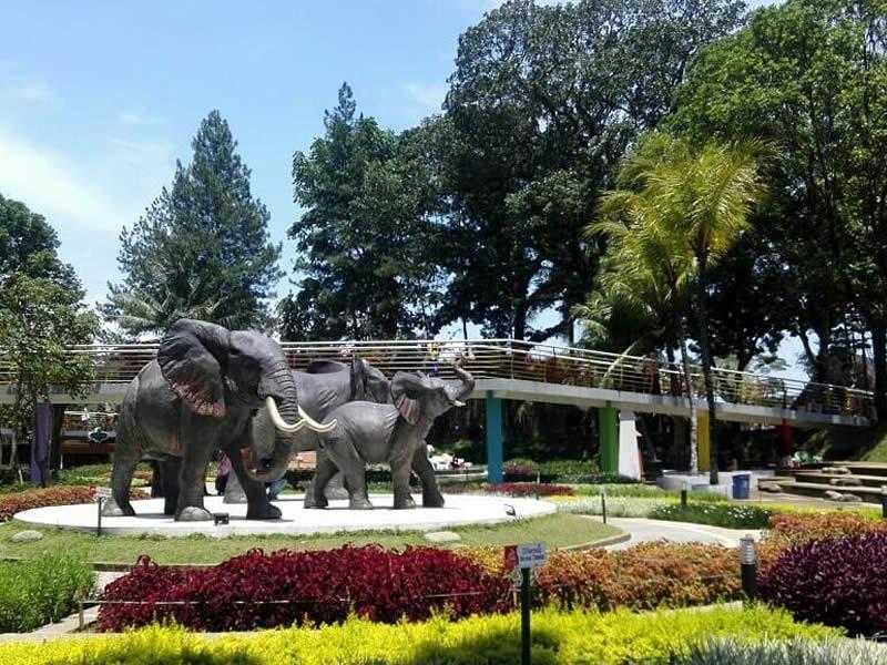 Taman Wisata Karang Resik Tempat Wisata di Tasikmalaya Terbaru