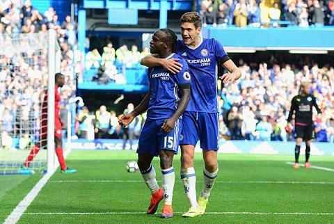 Cầu thủ Moses liên tục bị Chelsea cho các CLB khác mượn