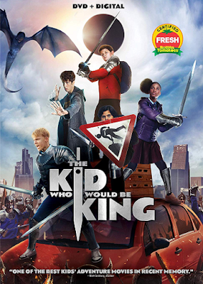 The Kid Would Be King [2019] [DVD R1] [Latino]