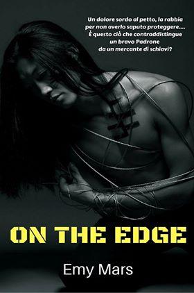 """Libri in uscita: """"On the edge"""" di Emy Mars"""