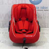 Infant Car Seat dan Baby Carrier BabyDoes BD402 Group 0+ (0 - 13kg)