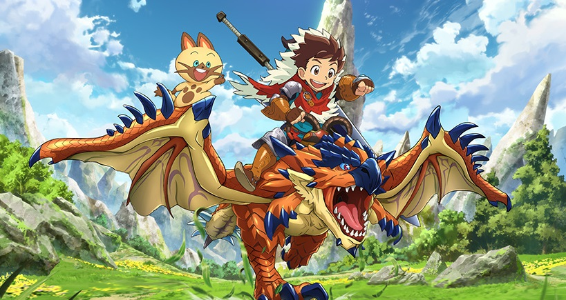 Monster Hunter Stories: Ride On – Todos os Episódios