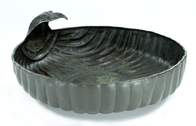 Roman 'bird basin' found in the Netherlands