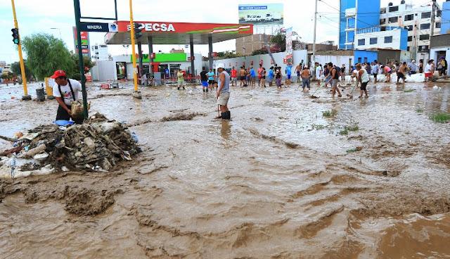 Peru's Flooding