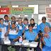 Jambangan Kukuh Jadi Kampung Egrang Surabaya