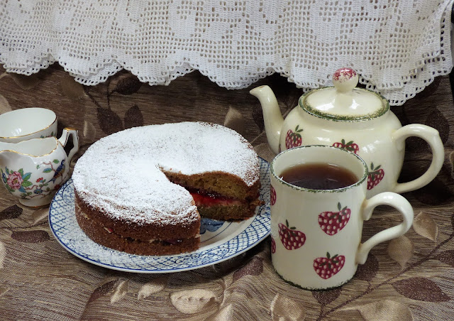 classic British cake recipes