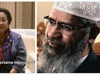 Gara-Gara Zakir Naik Megawati 'Minta Tolong'? Ini komentar Nasdem