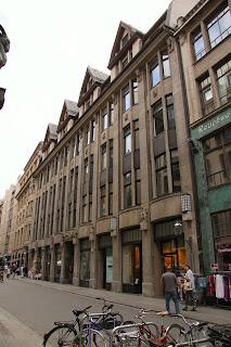 Blauer Hecht in der Nikolaistraße