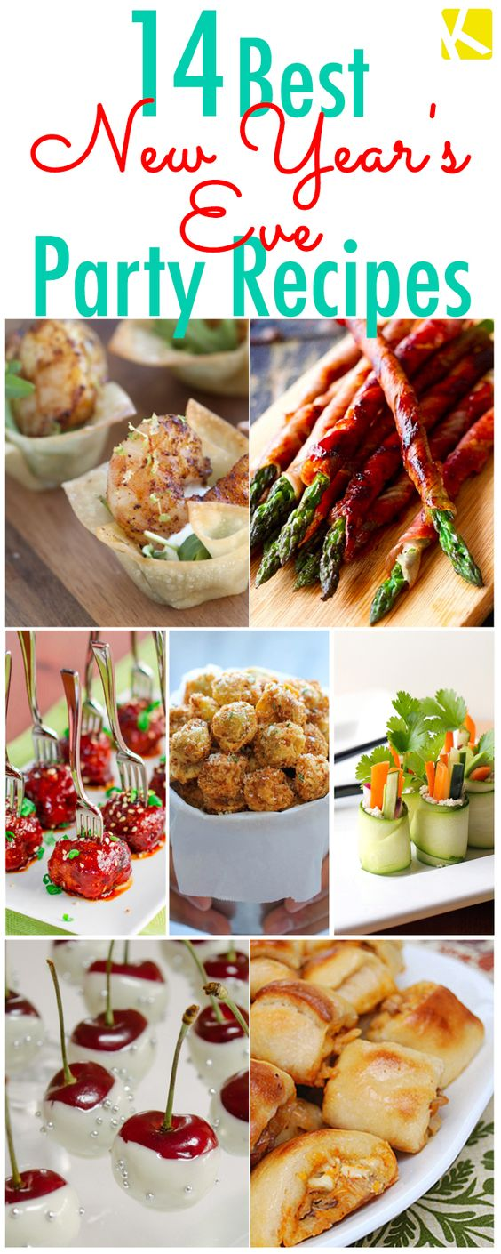 Symbolism of New Year's Day foods In most cultures, foods prepared on New Year's Day bring good luck. Which foods? Depends upon the culture. Recurring themes are green (life), gold & coins (money/wealth) and pork/ham (because pigs root forward as they eat, embracing challenges).