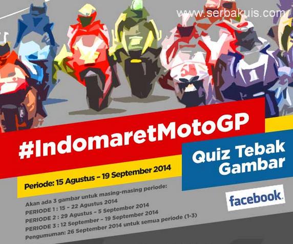 Kuis Tebak Gambar Berhadiah 15 Tiket Moto GP Gratis