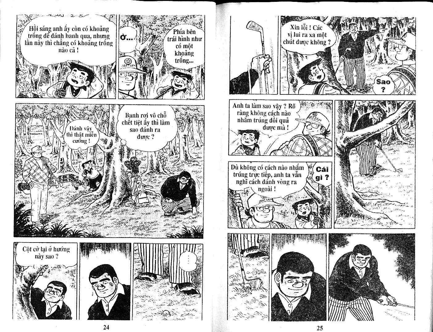 Ashita Tenki ni Naare chapter 18 trang 10