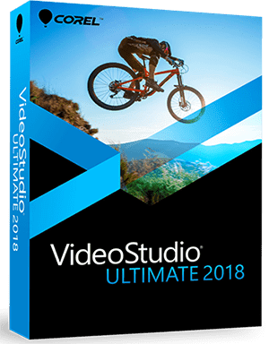 VideoStudio Ultimate 2018, Video Editing Software