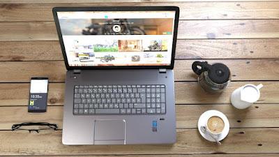Blogger Eksis cerita pengalaman belanja online